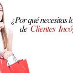 servicios de cliente Incógnito