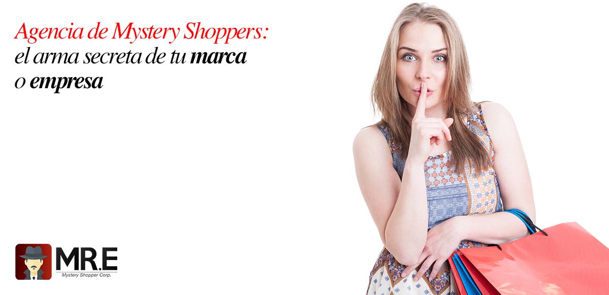 agencia de mystery shoppers