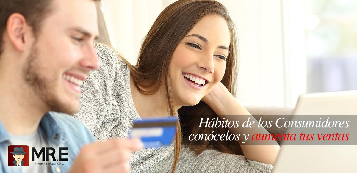 hábitos de los consumidores