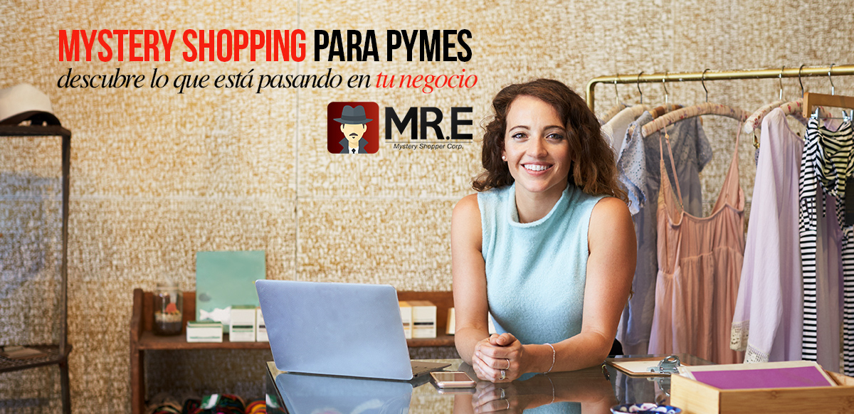 Mystery shopping para PyMEs